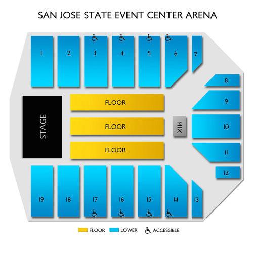 Hillsong Worship San Jose Tickets 10292018 700 PM Vivid Seats