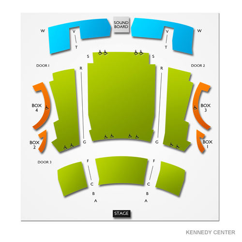 Brenda Rae Washington DC Tickets - 9/15/2019 2:00 PM | Vivid