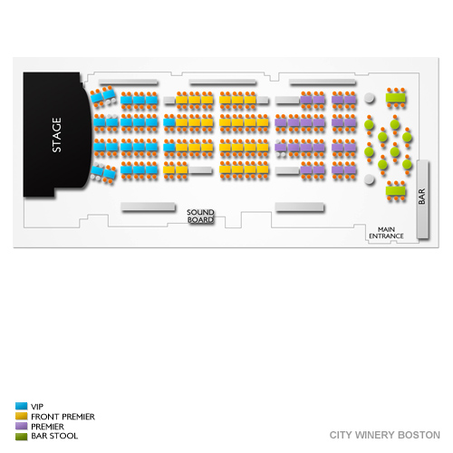 Skerryvore Boston Tickets 9232019 800 Pm Vivid Seats