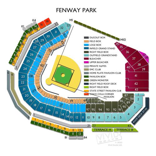 Fenway Seating Map Liquid Chlorophyll Deodorant