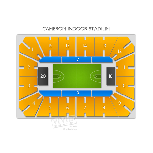 Cameron Indoor Stadium Tickets Cameron Indoor Stadium