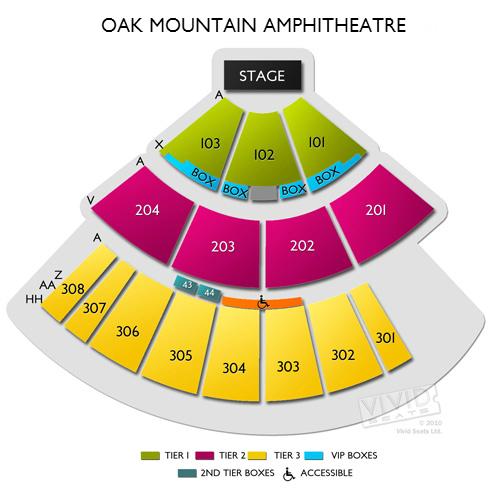 venues mountain amphitheatre