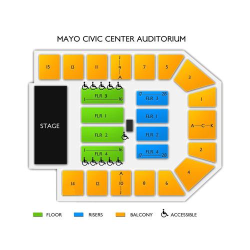 Mayo Civic Center Arena