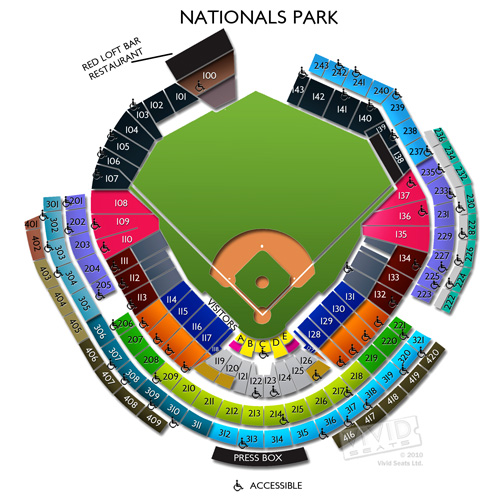 New york mets at washington nationals tickets 4 5 2018