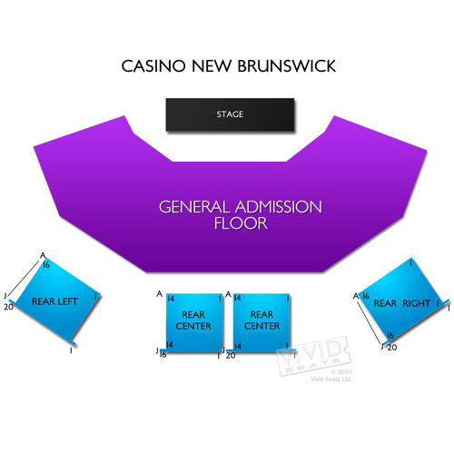 Casino new brunswick concert tickets