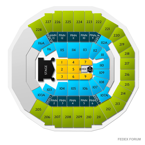 Kiss memphis tickets for 2 23 19 fedex forum