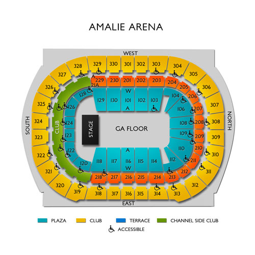 Chance The Rapper Mon Oct 14 2019 Amalie Arena