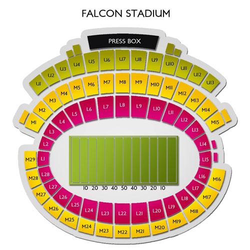 Air Force Vs Colgate Red Raiders Football Tickets 83119 Vivid