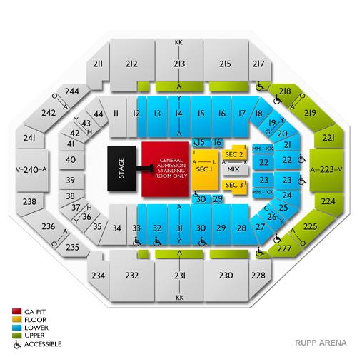 Brantley gilbert lexington tickets for rupp arena 4 19 18