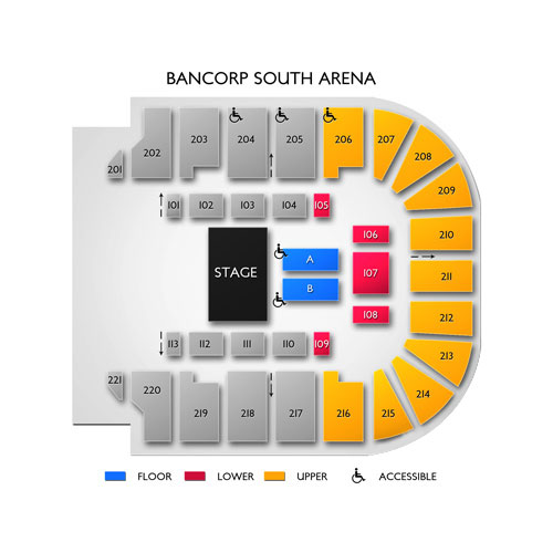 Gary Allan Tupelo Tickets 1192019 700 Pm Vivid Seats