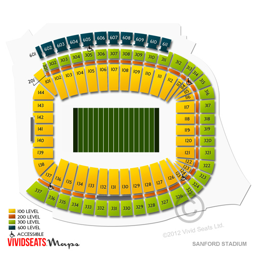 Sanford Stadium Tickets Sanford Stadium Information