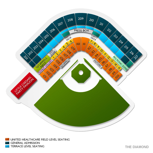 Bowie Baysox At Richmond Flying Squirrels Tickets 922019 105 Pm