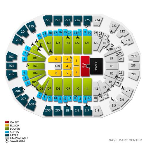 Luke Combs Fresno Tickets 10252019 L Vivid Seats
