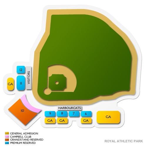 Kelowna Falcons At Victoria Harbourcats Tickets 6 30 2021 6 35 Pm Vivid Seats