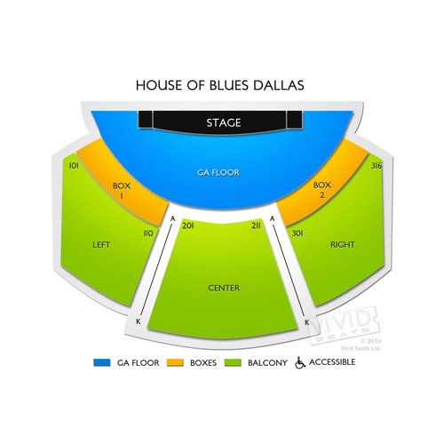 House of Blues Dallas Tickets – House of Blues Dallas ...