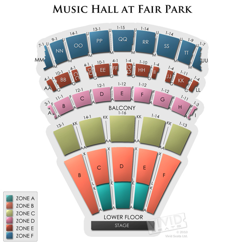 music hall at fair park dallas tx seating chart elcho table. Black Bedroom Furniture Sets. Home Design Ideas
