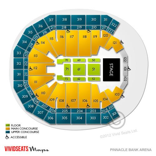 Pinnacle Bank Arena Tickets Pinnacle Bank Arena