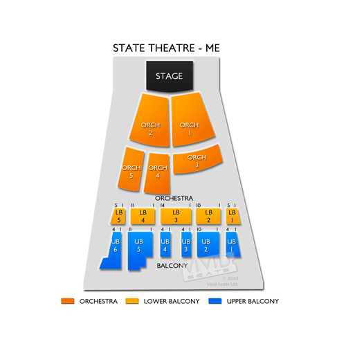portland state theater seating chart: Joe russo s almost dead portland tickets 3 17 2018 9 00 pm
