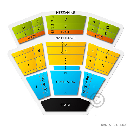 La boheme santa fe tickets 6 28 2019 8 30 pm vivid seats