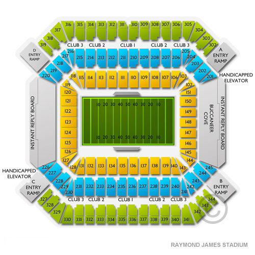 tampa bay buccaneers vs los angeles rams tickets 11 23 2020 8 15 pm tampa bay buccaneers vs los angeles