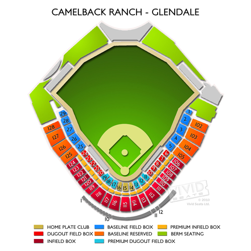 Camelback Ranch - Glendale Tickets – Camelback Ranch - Glendale Information – Camelback Ranch ...