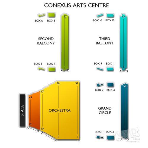 Conexus Arts Centre Tickets – Conexus Arts Centre ...