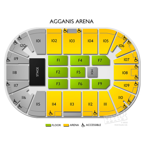 Agganis Arena Boston Ma Seating Map Brokeasshomecom - Us airways arena seat map