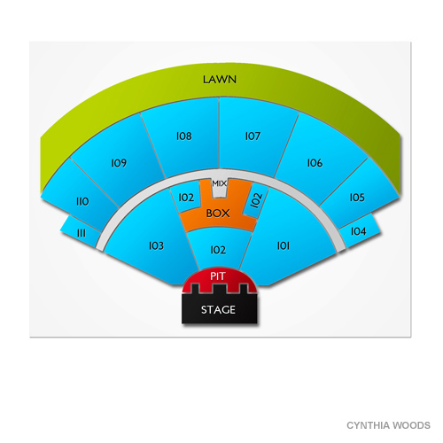 The Lumineers The Woodlands 5152020 Vivid Seats