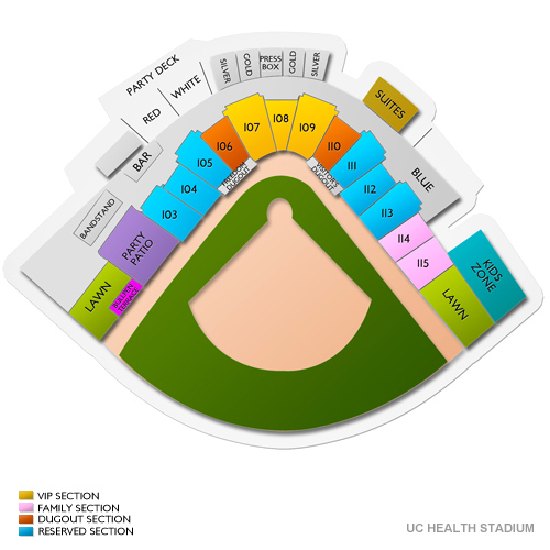 Washington Wild Things at Florence Freedom Tickets - 8/3/2019 12:00