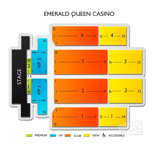 Emerald queen casino concert tickets