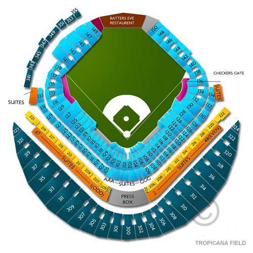 Miami Marlins At Tampa Bay Rays Tickets 7 29 2020