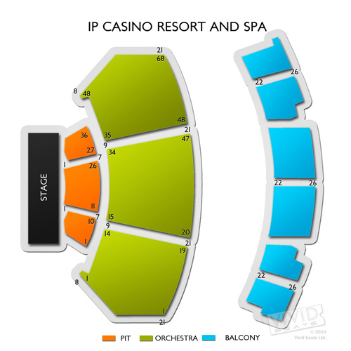 Ip Casino Resort And Spa Events