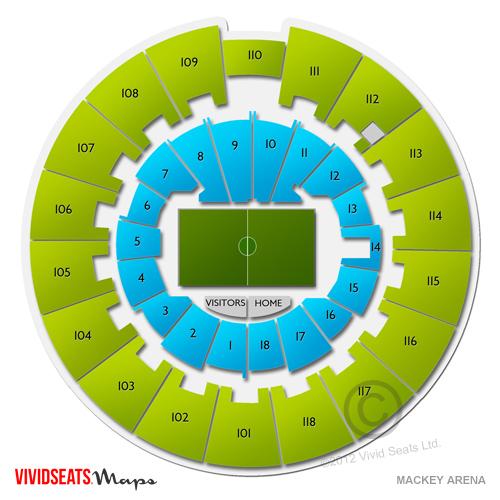 Purdue basketball mackey arena seating chart mackey men s