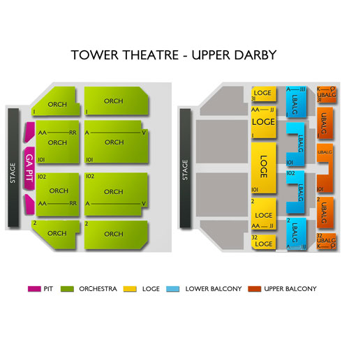 Lake street dive upper darby tickets 11 10 2018 vivid seats